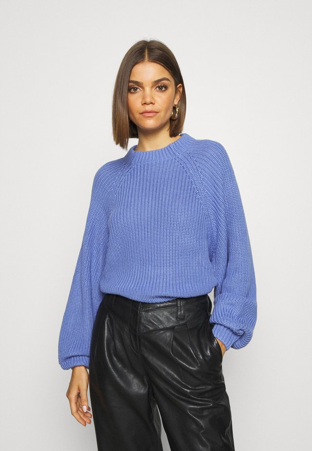 GITTY  - Jumper - blue