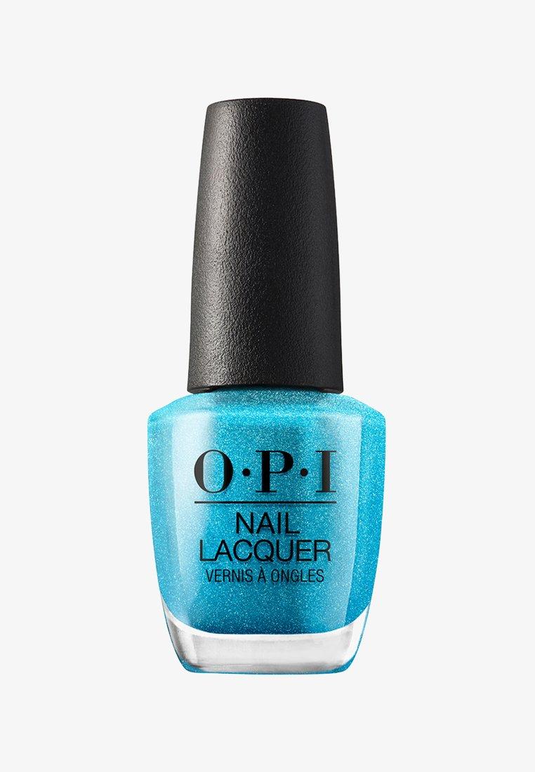 OPI - NAIL LACQUER - Nail polish - nlb 54 cows come home