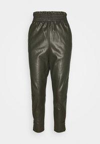 ONLDAVINA PANT - Trousers - rosin