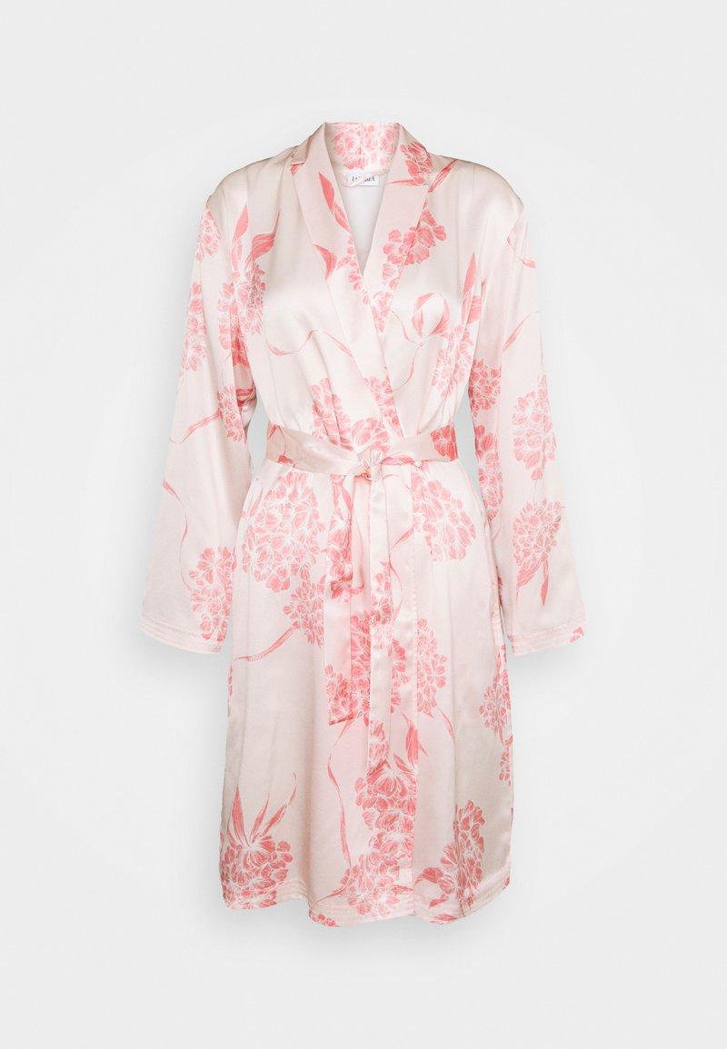 La Perla - ROBE - Dressing gown - lightphard/ibiscus