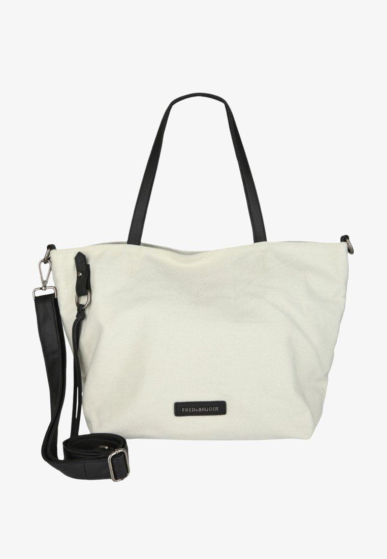 FREDsBRUDER - Handbag - silver