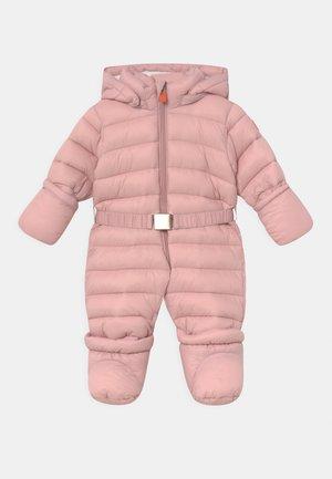 LUCK SHELL UNISEX - Snowsuit - blush pink