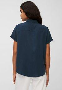 Marc O'Polo DENIM - Button-down blouse - dress blue - 2