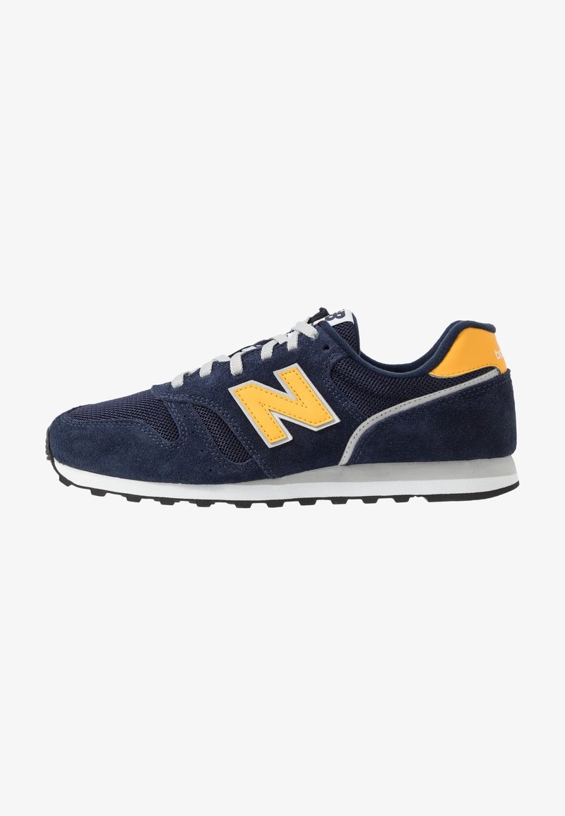 New Balance - 373 - Sneakersy niskie - blue/yellow