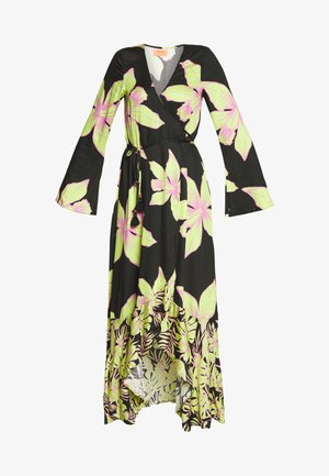 TALE OF TALES KIMONO - Maxi dress - black