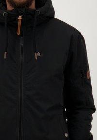 alife & kickin - DON - Winter jacket - moonless - 4