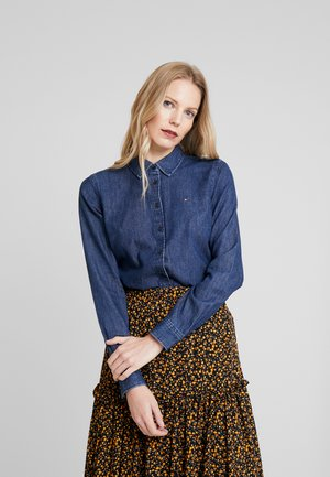 EVE - Camicia - blue denim