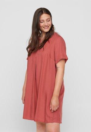 ECATRINE  - Day dress - red