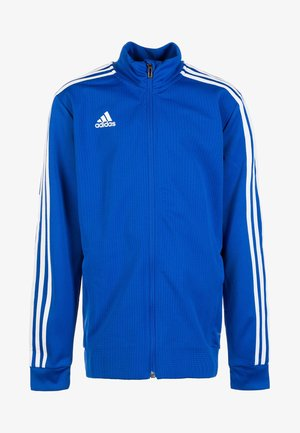 TIRO 19 TRAINING TRACK TOP - Veste de survêtement - bold blue/dark blue/white