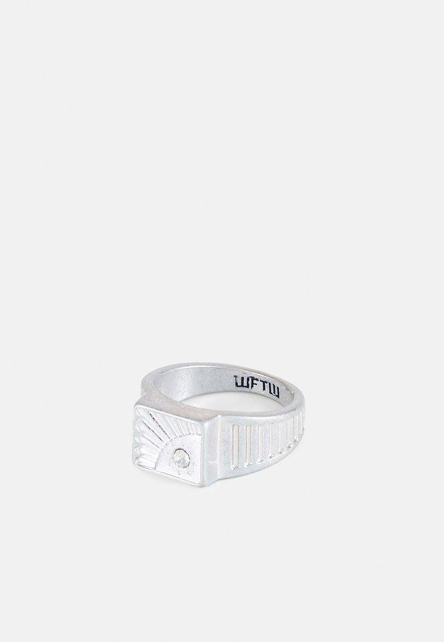 SHINING - Prsten - silver-coloured