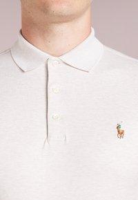 Polo Ralph Lauren - Poloshirts - american heather - 4