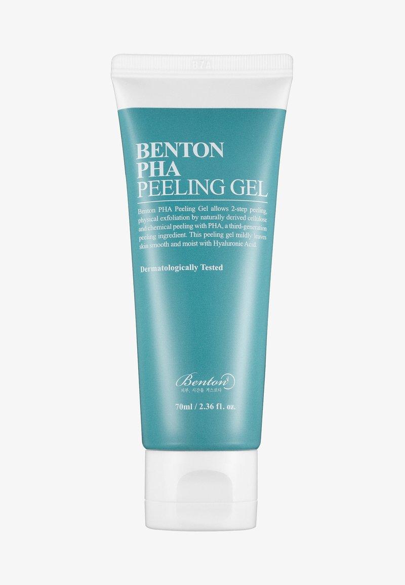 Benton - PHA PEELING GEL  - Face scrub - -