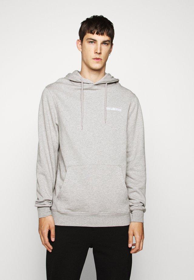 CASUAL HOODIE - Hoodie - grey