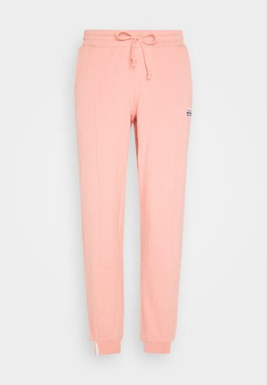 REGULAR JOGGER - Tracksuit bottoms - trace pink