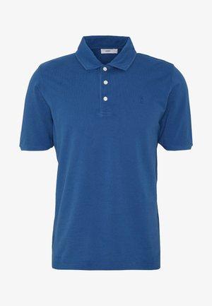 Polo shirt - fading indigo