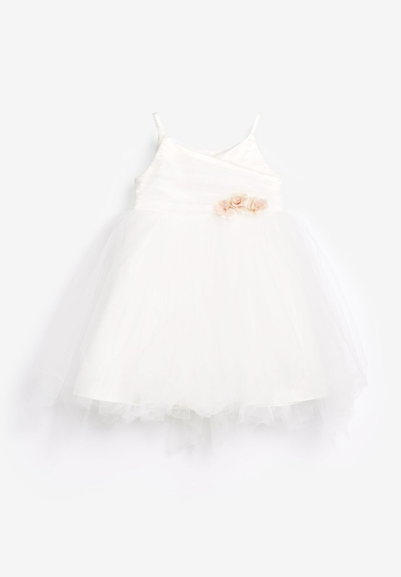 Next - CORSAGE BRIDESMAID DRESS (3MTHS-7YRS) - Cocktail dress / Party dress - off-white
