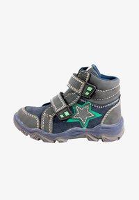 Pio - Winter boots - navy - 0