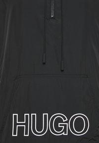 HUGO - DALARISA - Mikina - black/khaki - 2