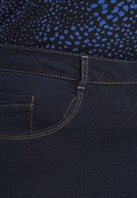 Dorothy Perkins Curve - ELLIS SKINNY - Jeans Skinny Fit - indigo - 5