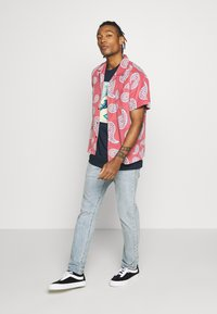 Obey Clothing - Shirt - cassis multi - 1