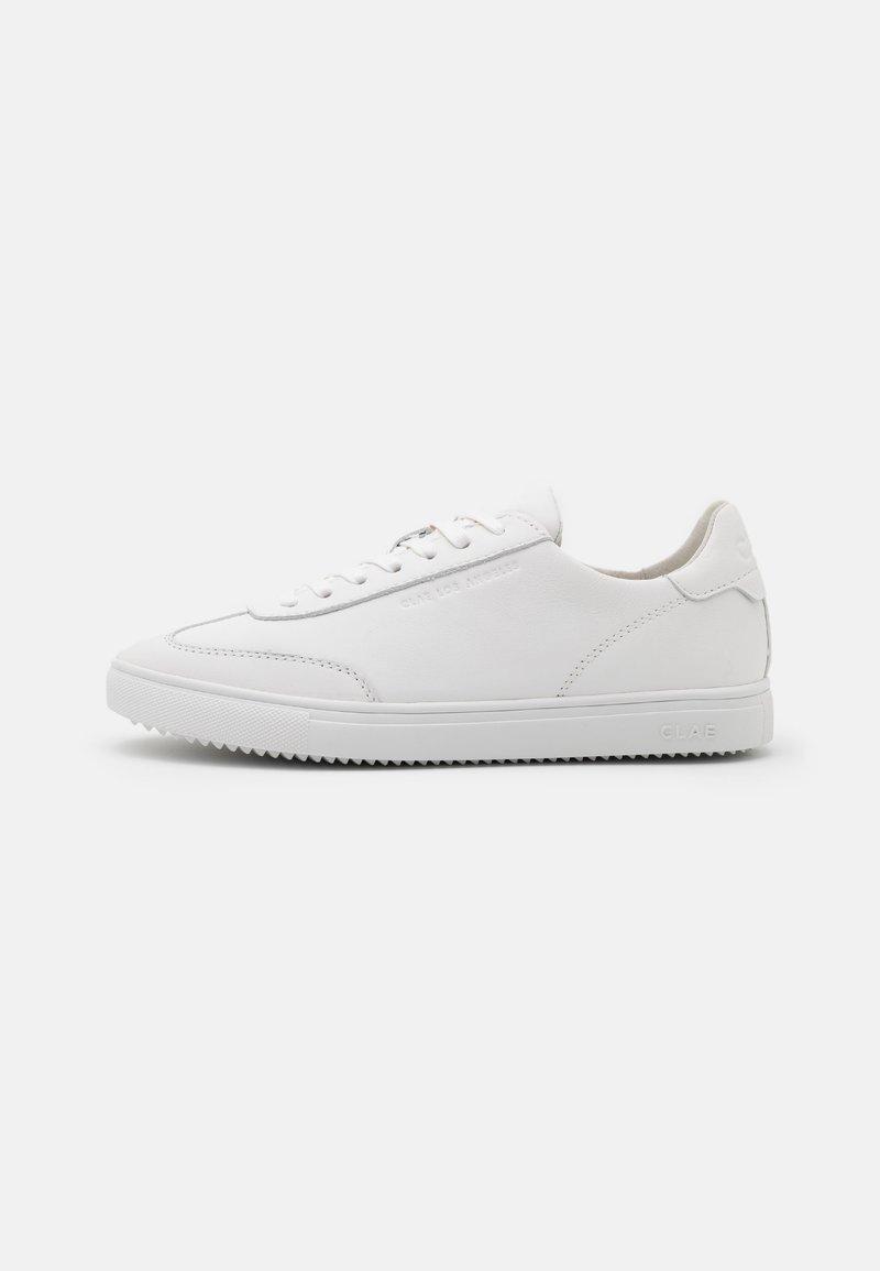 Clae - DEANE - Sneakersy niskie - triple white