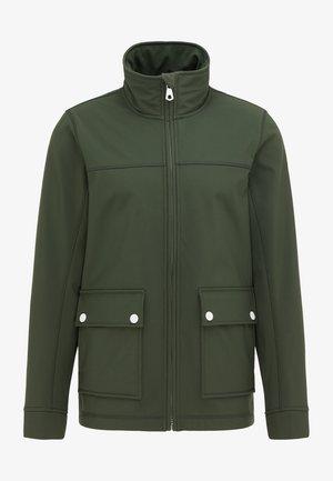 Outdoor jacket - dunkeloliv