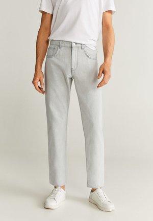 HARMOND - Jeans Straight Leg - denim hellgrau