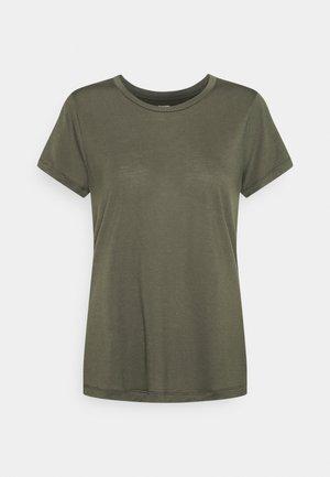 TREE TEE - Basic T-shirt - green
