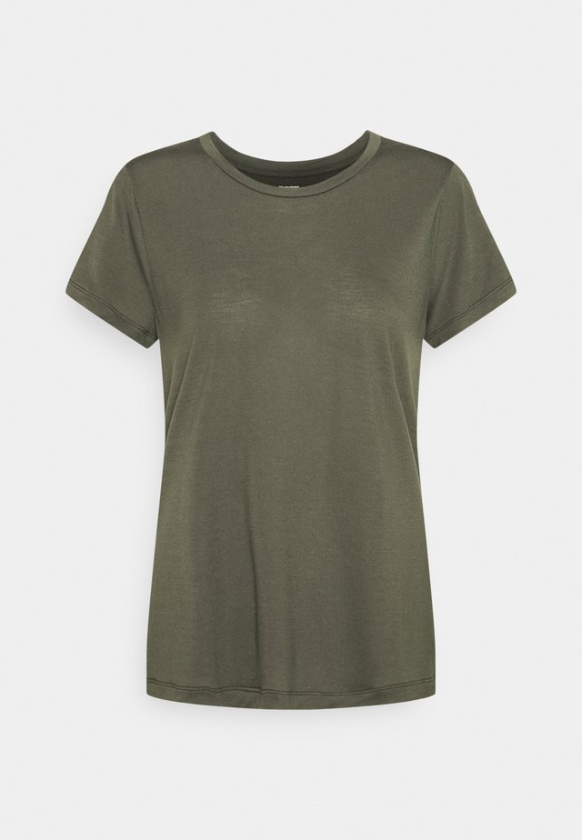 TREE TEE - T-shirt basic - green