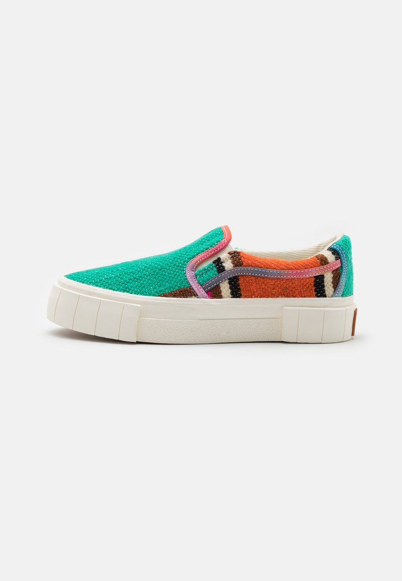 Good News - YESS MOROCCAN UNISEX - Slip-ons - pink