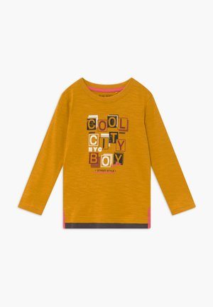KIDS COOL CITY BOY - Longsleeve - honig
