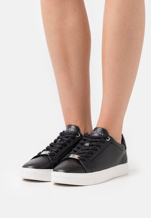 CUPSOLE LACE UP LOGO - Trainers - black