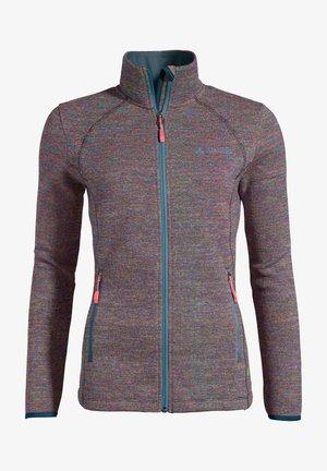 Fleece jacket - vibrant pink
