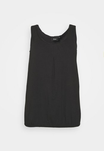 VPOLLY - Top - black