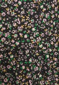 ONLY Tall - ONLZILLE SHORT DRESS TALL - Kjole - black - 2