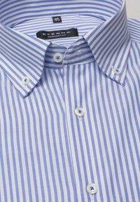 Eterna - COMFORT FIT - Shirt - helllblau/weiss - 4