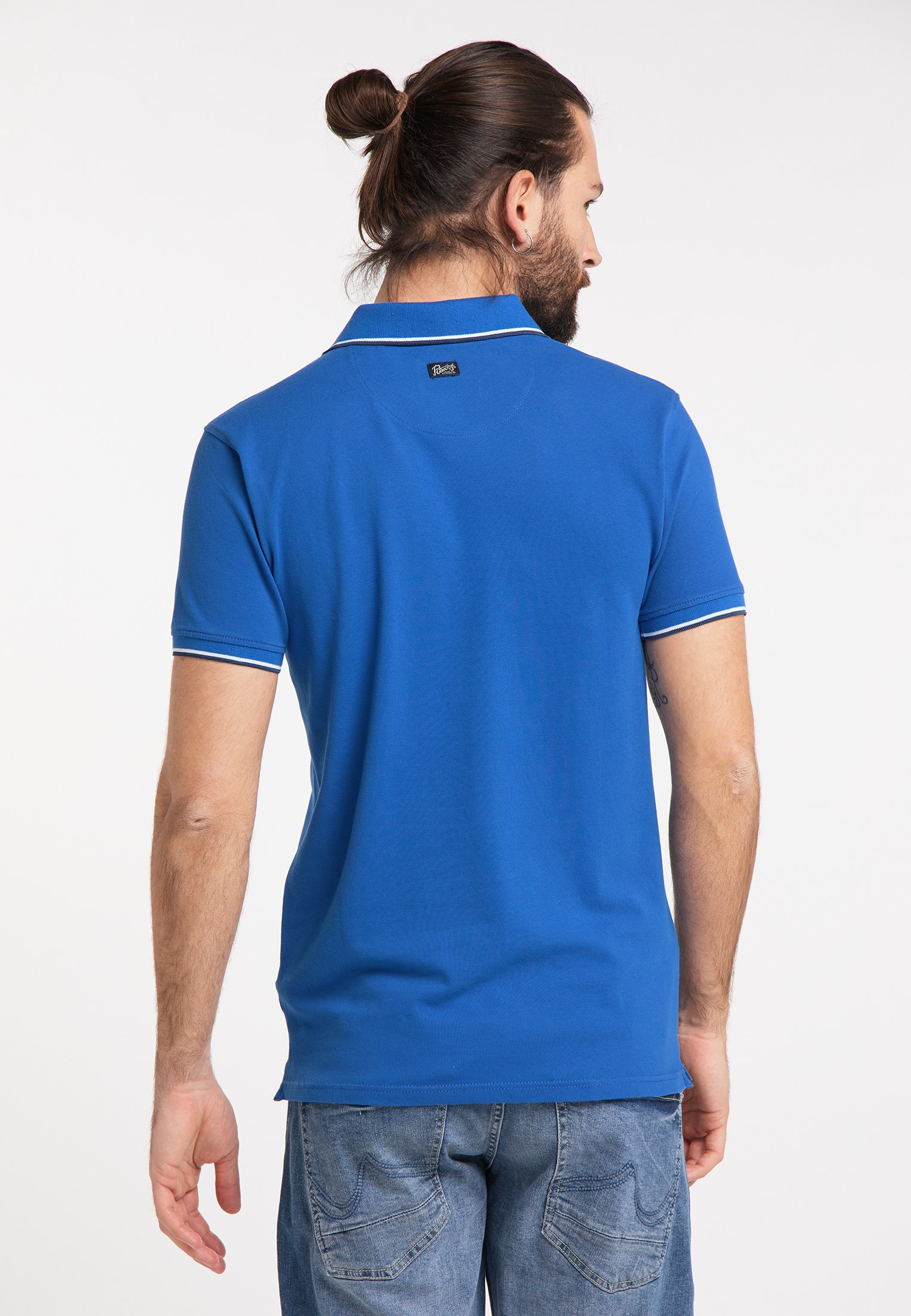 Petrol Industries Polo shirt - seascape 6lx6f