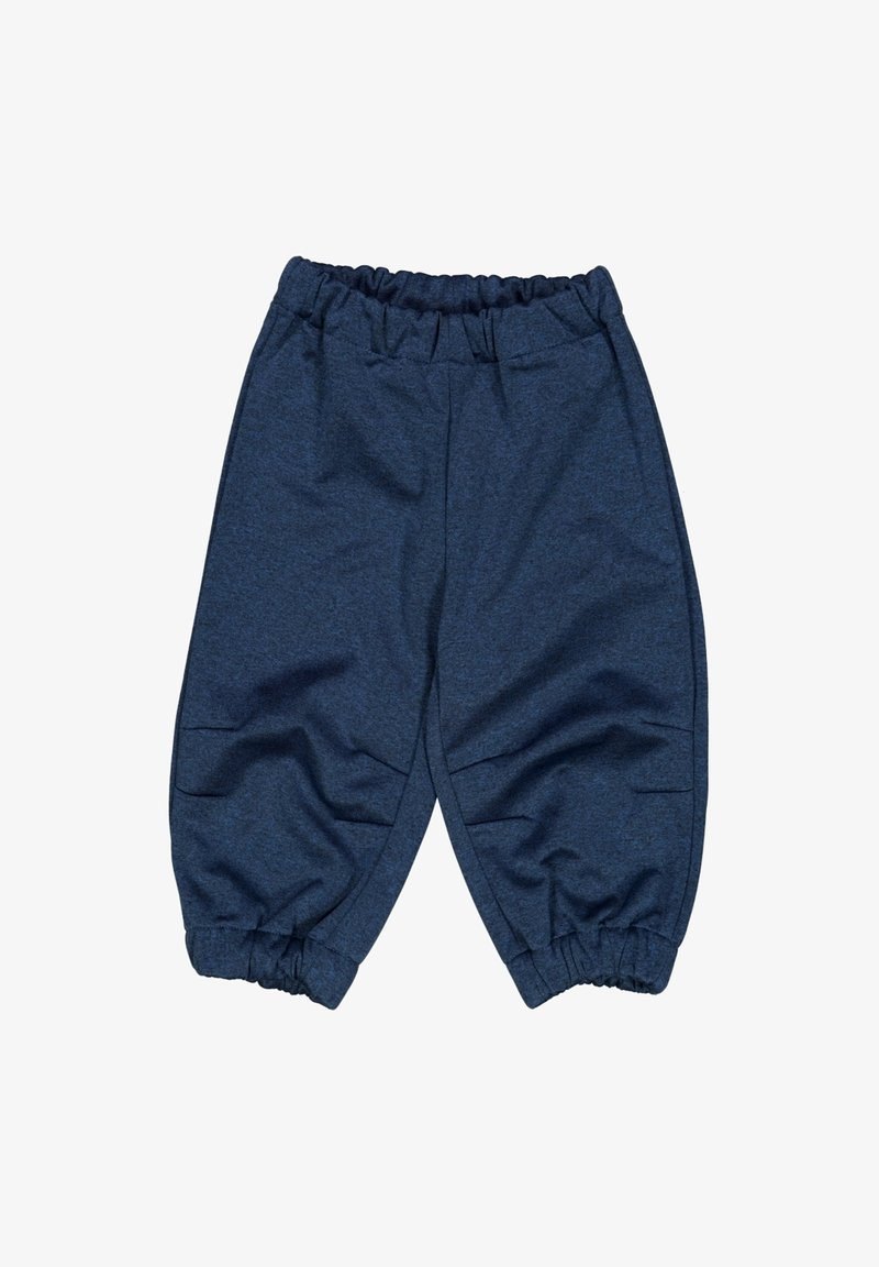 Wheat - Trousers - blue melange