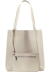 usha - TOTE BAG - Tote bag - hellgrau - 3