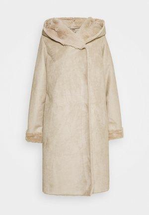 SALABAGUE VESTE - Classic coat - beige