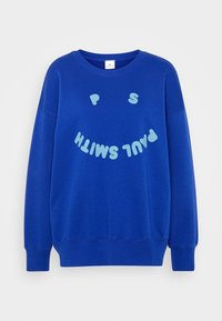 PS Paul Smith - WOMENS FACE - Mikina - blue - 6