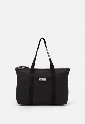GWENETH WORK - Tote bag - asphalt