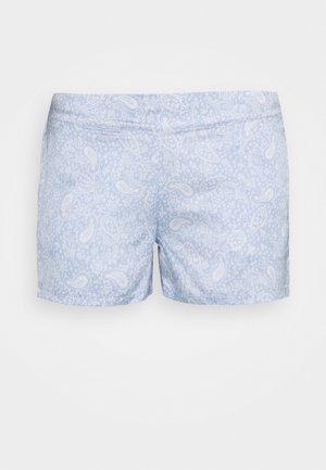 DUMBLE SHORT - Pyjama bottoms - azur