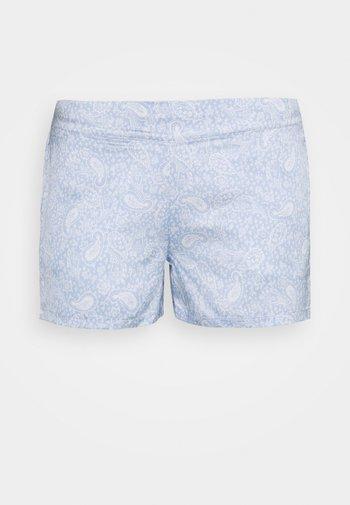 DUMBLE SHORT - Pyžamový spodní díl - azur