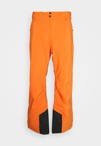 PANT - Snow pants - orange altitude
