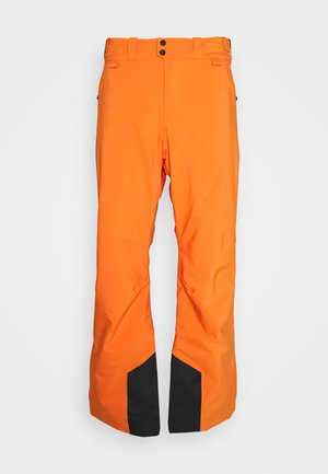 PANT - Ski- & snowboardbukser - orange altitude
