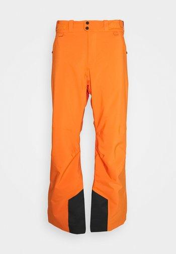 PANT - Snow pants - orange altitude