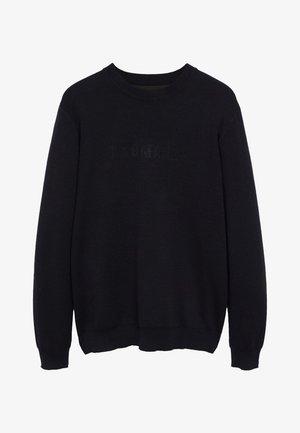 BODY - Sweatshirt - schwarz