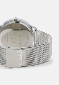 Pier One - SET - ARMBAND/BRACELET - Klocka - silver-coloured - 1