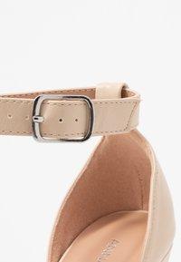 Anna Field - Sandaler med høye hæler - offwhite - 2